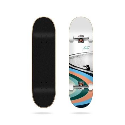 skateboard Tricks bowl 7'87 complete