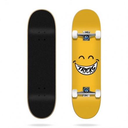 skateboard Tricks smiley 7'375 complete