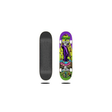 skateboard crusade complete death skull 8'25