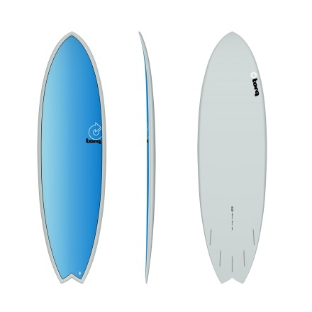 surf Torq Modfish fade 6'3