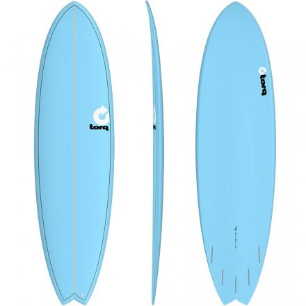 Surf Torq Modfish 7'2 blue pinline