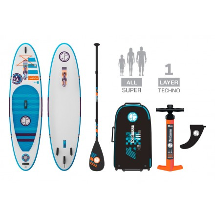SUP Gonflable Foolmoon lagoon 10'6 2021